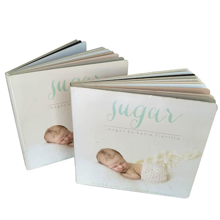 baby board Book printing