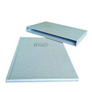 custom Baby Memory Book