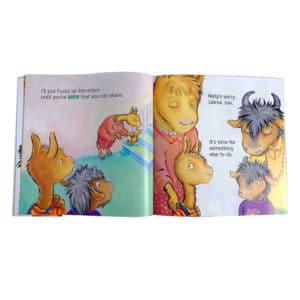 china custom story books