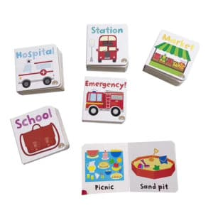 Customized produced story books