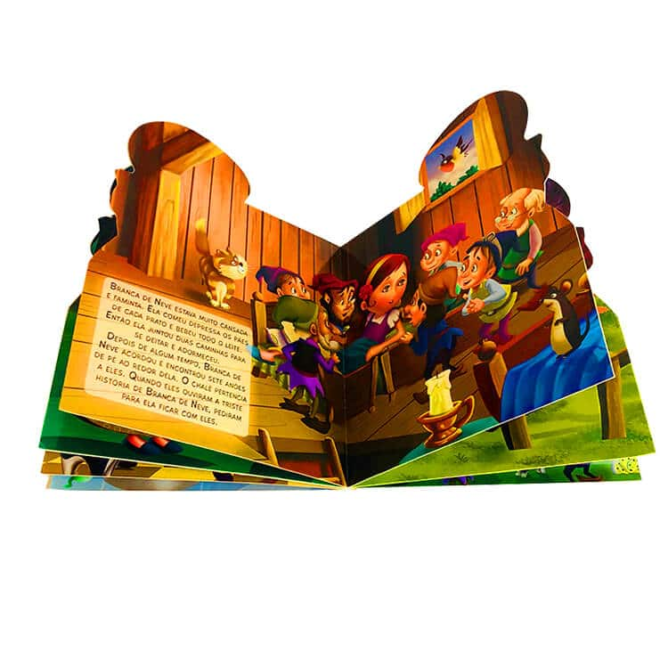 Shaped Children's Board book