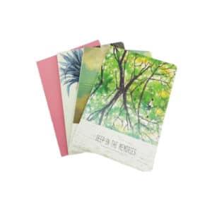 School exercise notebook