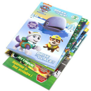 Children Sticker Book