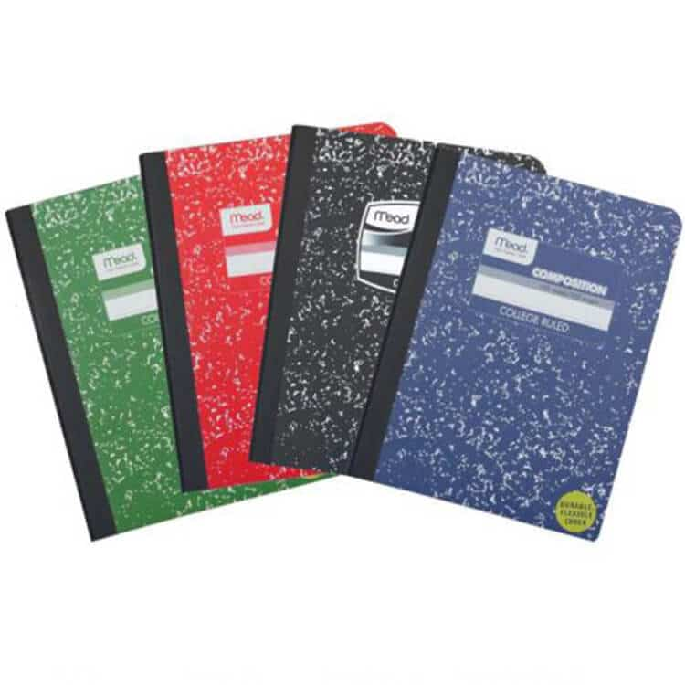 Exercise Notebook