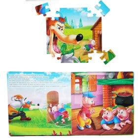 Children Puzzle Book Printing