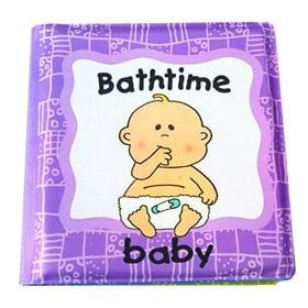 China baby bath book