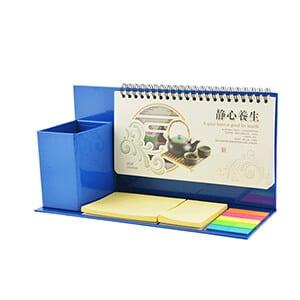 Custom Acrylic Calendar Printing With Note