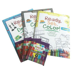 china children coloring books printing