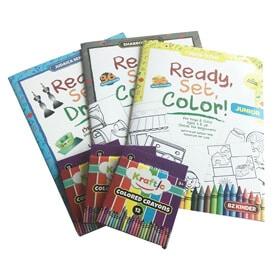 china children coloring books printing