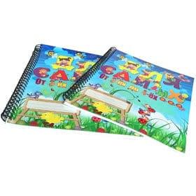 china wire o custom children text book