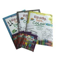 children coloring book