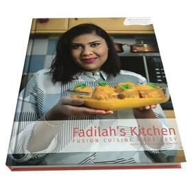 china cook book printing