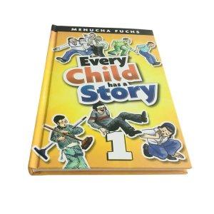 Children Hardcover Book