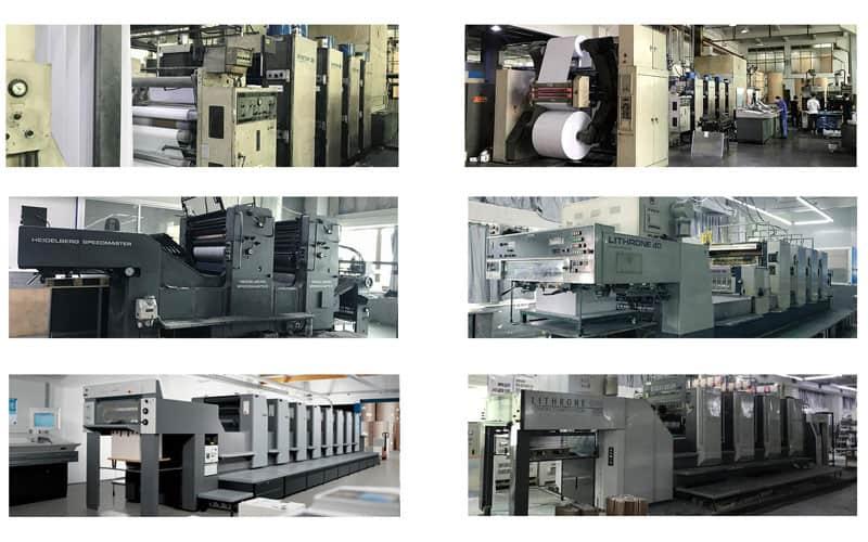Book Printing factory